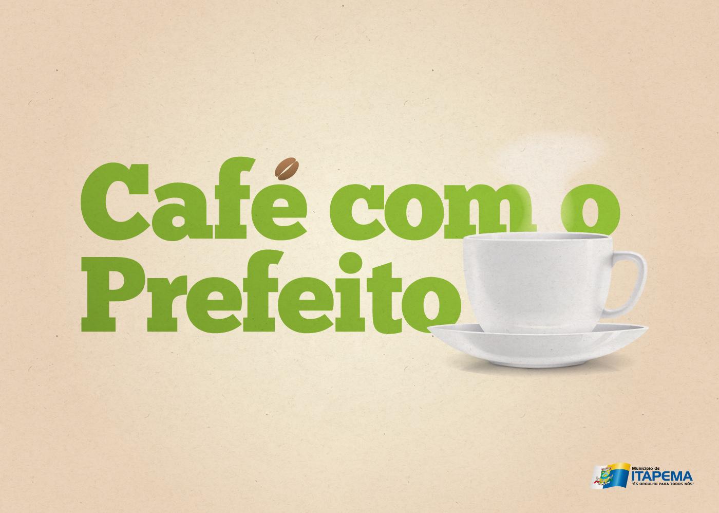 Evento Café com o Prefeito